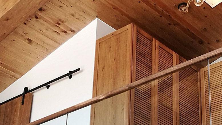 Espacios de diseño en madera, carpintería en Murcia