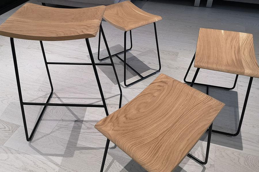 Sillas de madera, diseño Carpintería Hermanos Peñalver